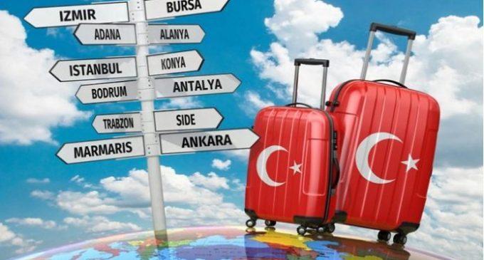 Bakan Ersoy Türkiye'nin yeni 2021 turist sayısı hedefini açıkladı