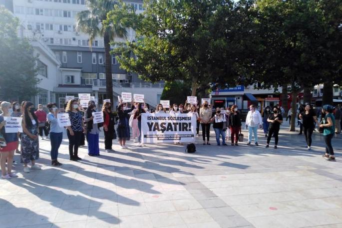 Denizlili kadınlar: Öldürüldük, işsiz kaldık, yoksullaştırıldık