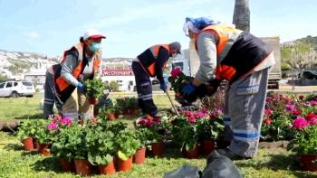 Bodrum'da 56. cumhurbaşkanlığı Türkiye bisiklet turu heyecanı