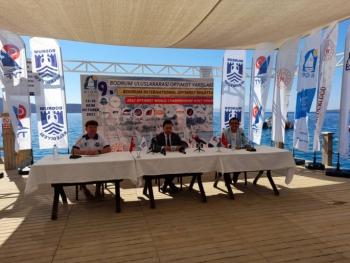 Bodrum'da dev organizasyona ev sahipliği yapacak! 16 Ülke 323 Yelkenci!!