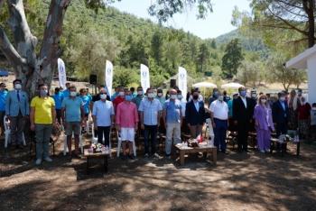 Bodrum'da Gençlik Tarım Kampı başladı