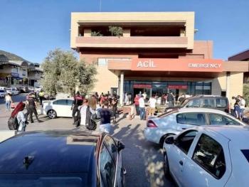 Bodrum'da polis ekibine silahlı saldırı!