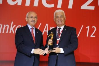 Büyükşehir Çalışıyor, Ödülleri Muğla'ya Kazandırıyor