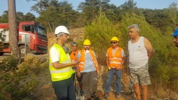 CHP'li Erbay Muğla'daki orman yangınları ile ilgili araştırma önergesi verdi