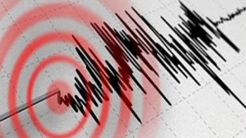 Ege'de 6.5 büyüklüğünde deprem