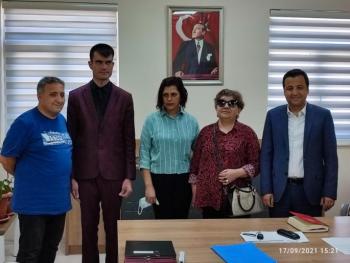 Gören Kalpler Eğitim derneği Muğla il temsilciliği açıldı