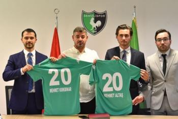 Horoz'a 7 milyon TL'lik sponsor