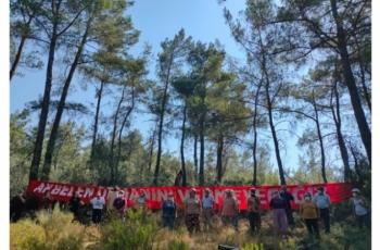 İkizköy'de direniş devam ediyor