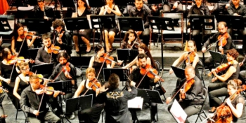 İzmir Devlet Senfoni Orkestrası Bodrum Kalesi'nde