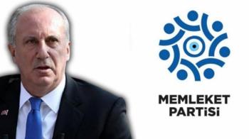Memleket Partisi Genel başkanı Muharrem İnce İzmir'e geliyor!