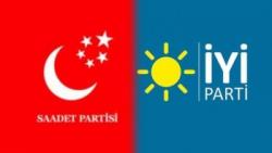 Saadet Partisi eski liderinin oğlu İYİ Parti'ye geçti