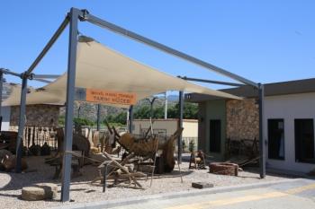 Tonguç'un adı Efes Tarlası Yaşam Köyü'nde yaşayacak