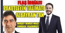 Ünal Karaman'ı Berat Albayrak mı görevden aldırdı?