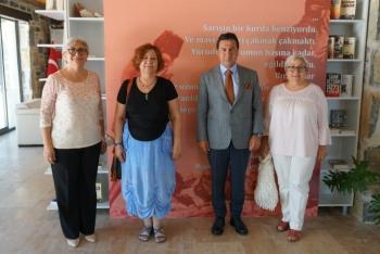 Üreten kadınlara bir destek de Bodrum Belediyesinden
