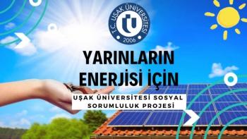 Uşak Üniversitesi Öğrencilerinden Farkındalık Yaratan Proje