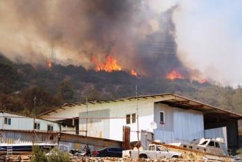 Yangınlar Ege'yi esir aldı: Ölü sayısı 9'a çıktı