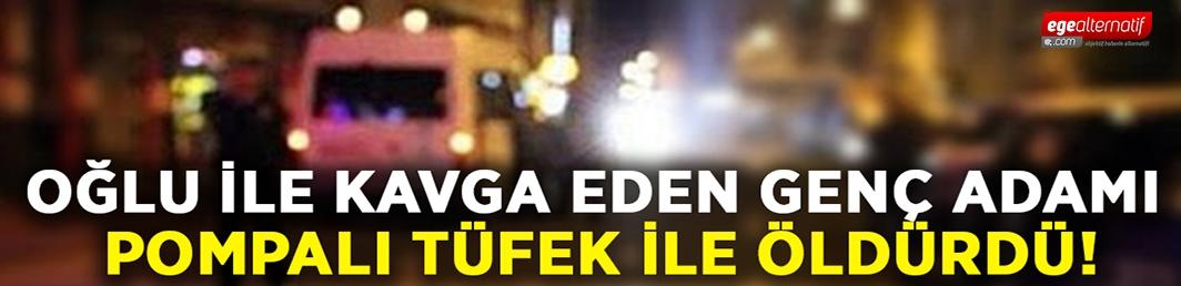 Afyon'da pompalı tüfek ile dehşet saçtı! 18 yaşındaki gençi öldürdü!