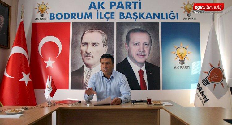 """Ak Partili Kayhan sordu """"Bu güne kadar hangi sorunu çözdünüz"""""""