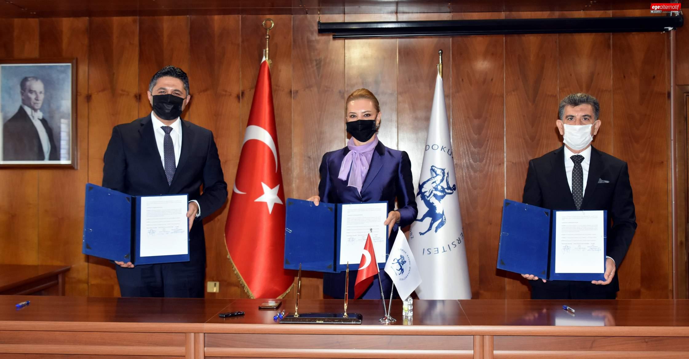 Aliağa Meslek Hastalıkları Hastanesi İçin Protokol İmzalandı