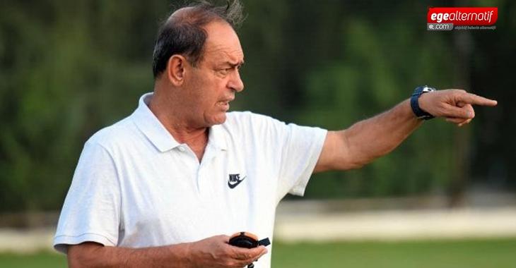 Altay'ın yeni teknik direktörü Yücel İldiz oldu