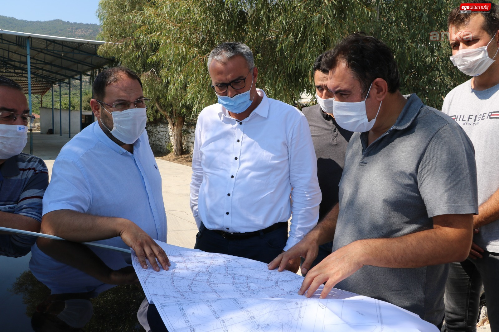 ASKİ'den Buharkent'e dev yatırım