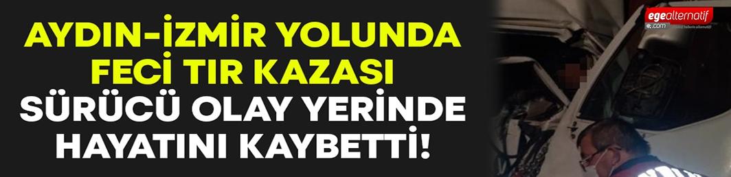 Aydın'da feci kaza: Ölü ve yaralılar var!