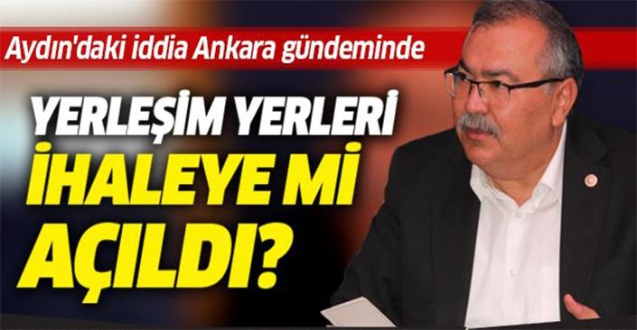 Aydın'da sit alanları ve yerleşim yerleri maden ihalesine açıldı