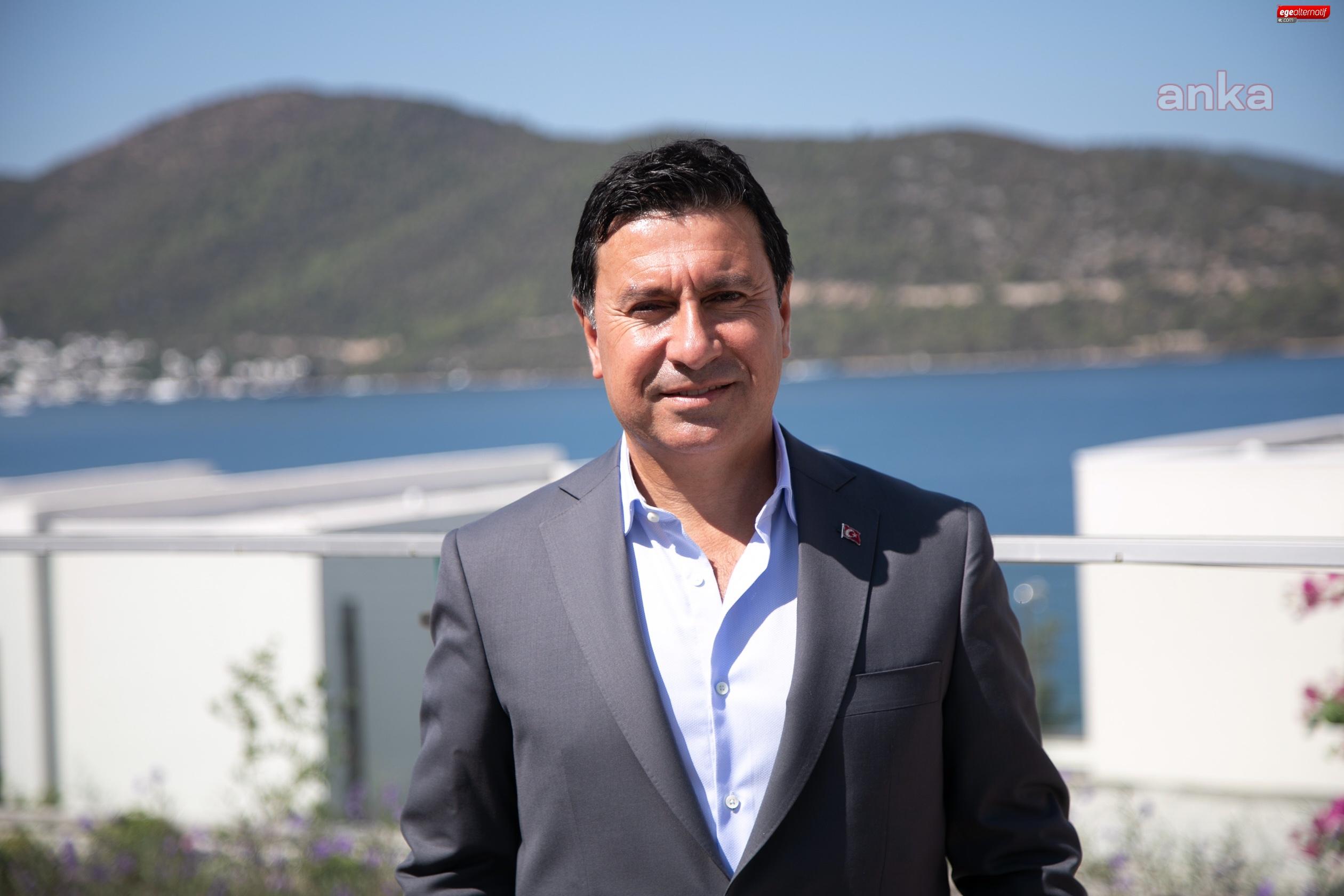 Başkan Aras: Bodrum Türkiye'nin Davos'u olacak