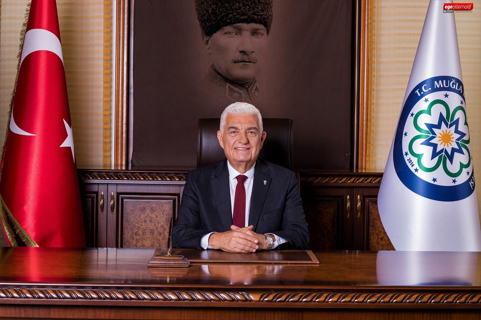 Başkan Gürün'den 19 Mayıs Mesajı