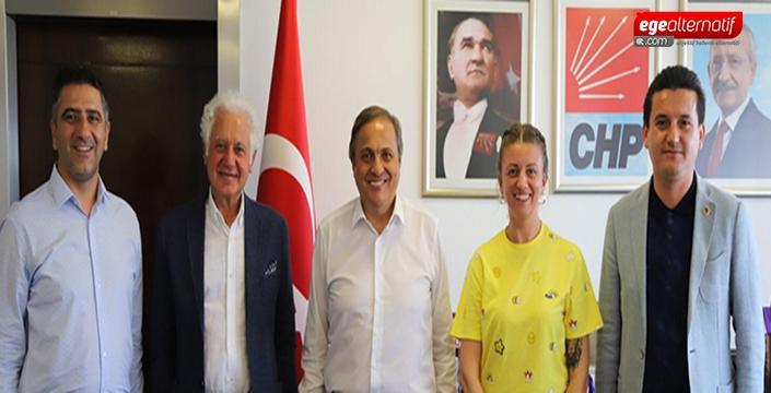 Başkan Kayalar'dan Ankara Çıkarması!