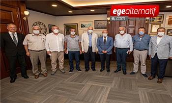Başkan Tunç Soyer Alevileri ağırladı: Diyalog Merkezi müjdesi verdi