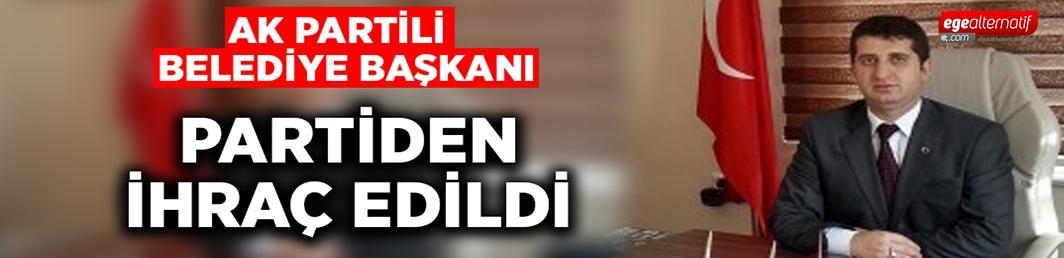Belediye Başkanı Muammer Işıklı, AK Parti'den ihraç edildi