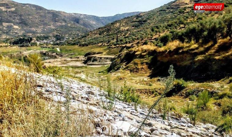 Beydağ Barajı ve Bademli Göleti susuz kaldı