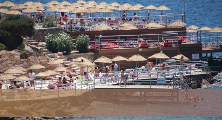Bodrum'a 2'nci halk plajı mesajı!