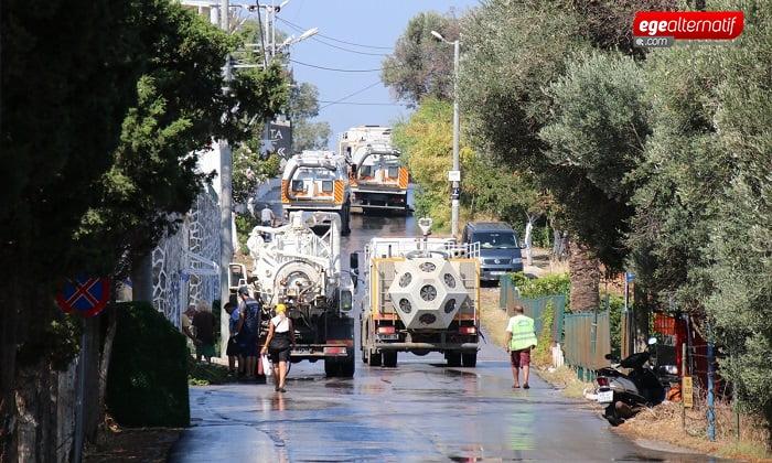 Bodrum Belediyesi'nden kapsamlı temizlik hareketi