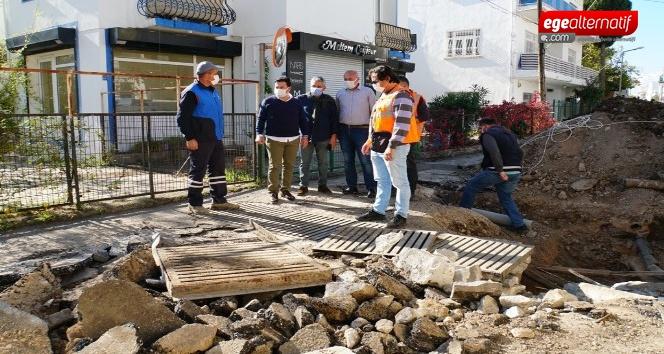 Bodrum Belediyesi sokağa çıkma kısıtlamasını fırsata dönüştürdü