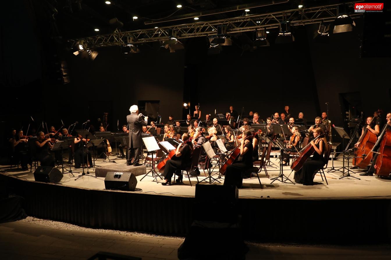 Bodrum'da Senfoni gecesi!