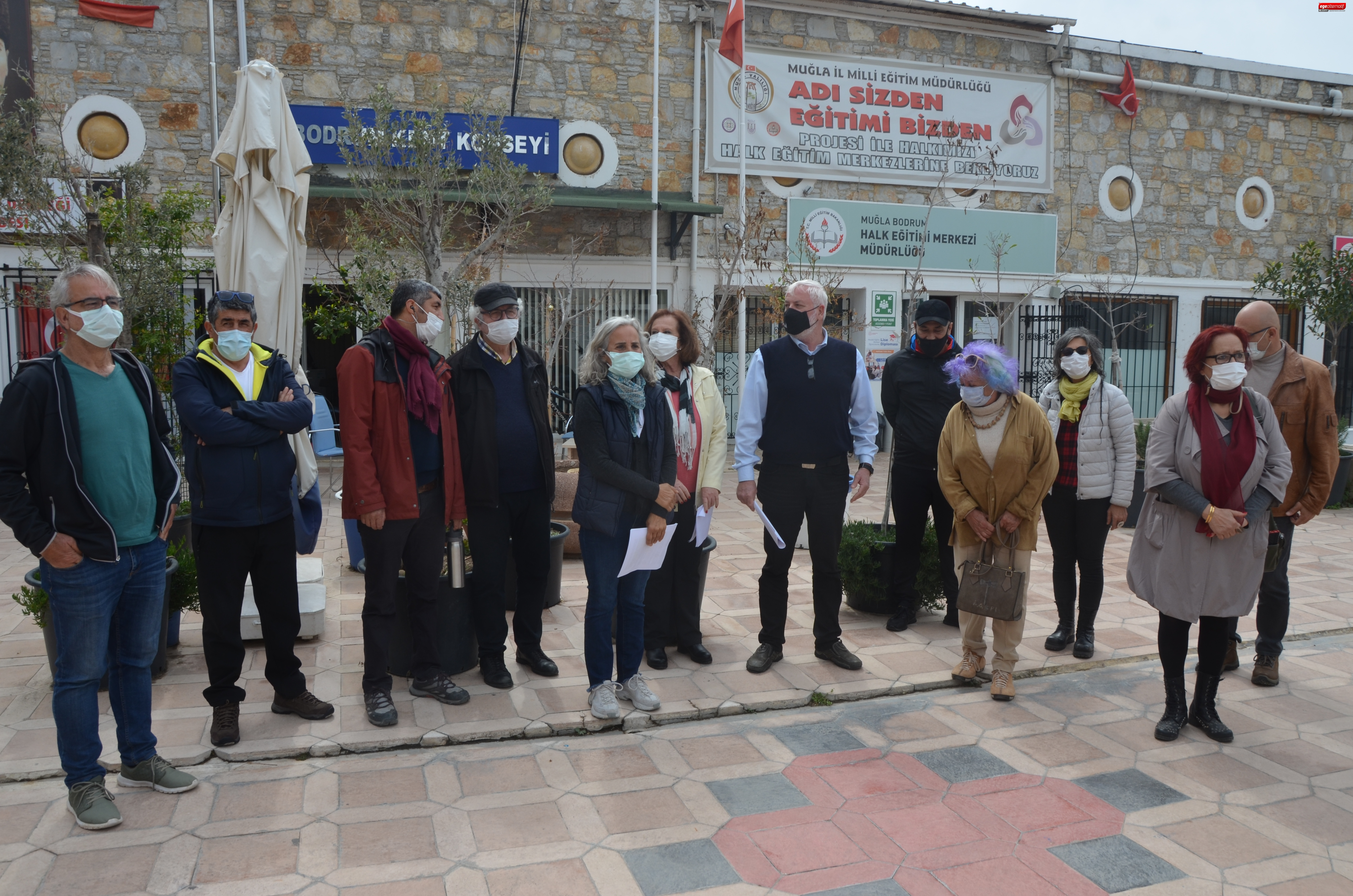 Bodrum'da sürdürülebilir turizm tehdit altında!