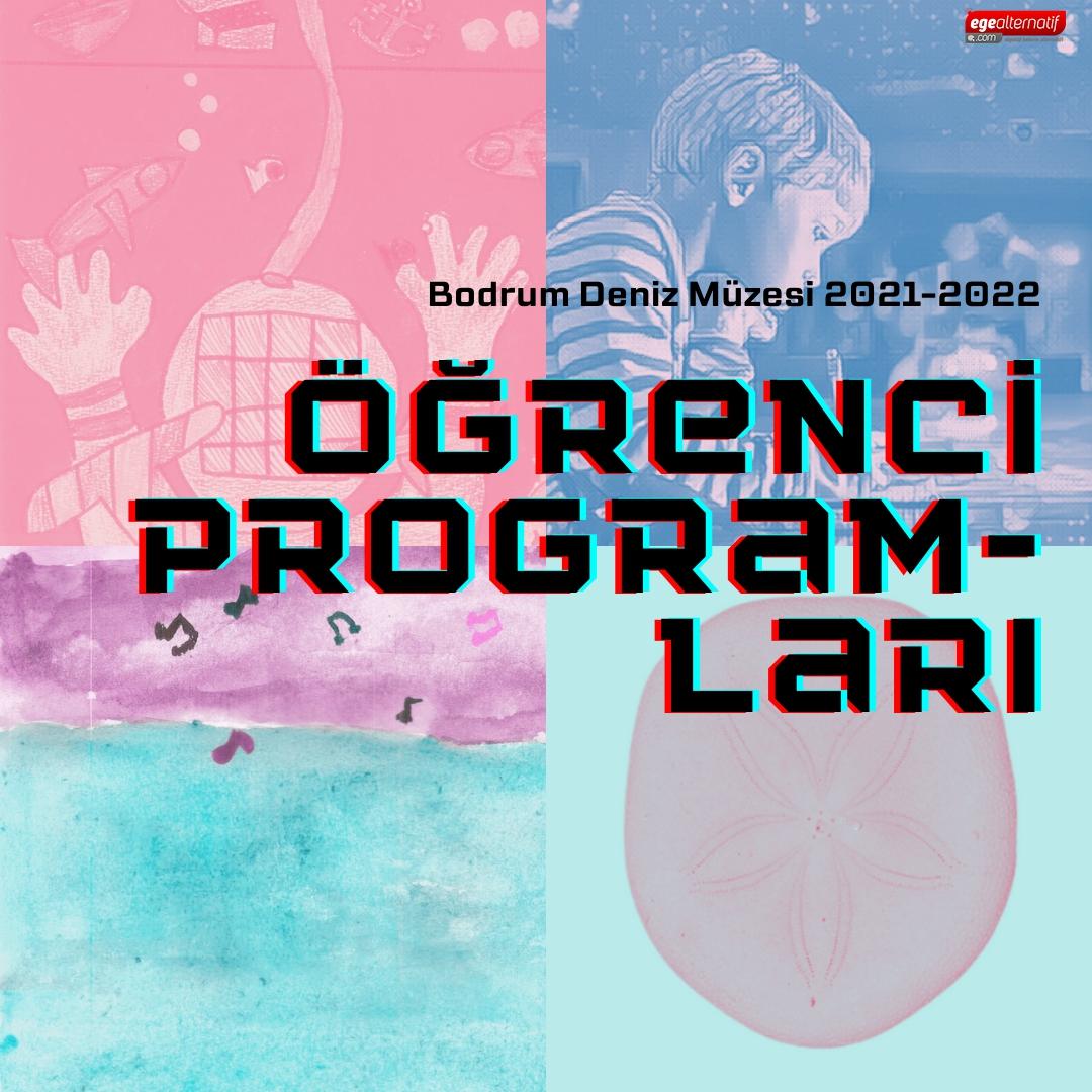 Bodrum Deniz Müzesinden Öğrencilere Dopdolu Program
