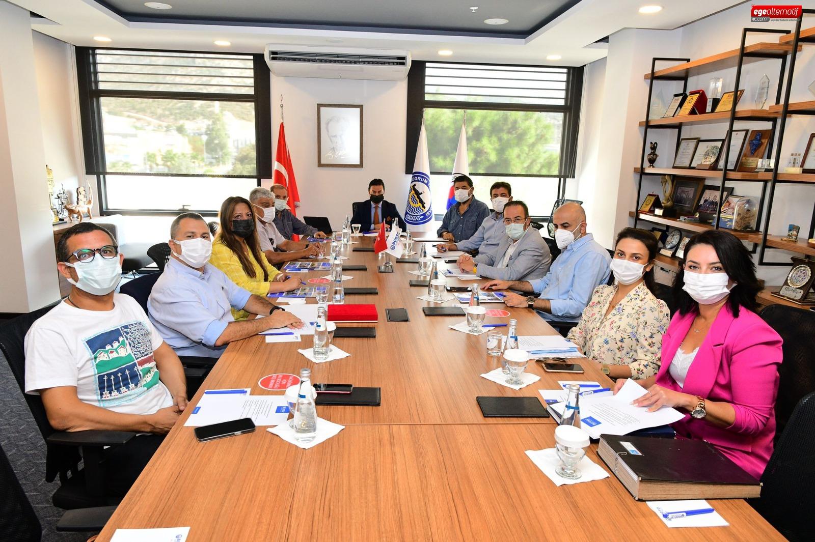 BOTAV Yönetim Kurulu Toplantısı Yapıldı