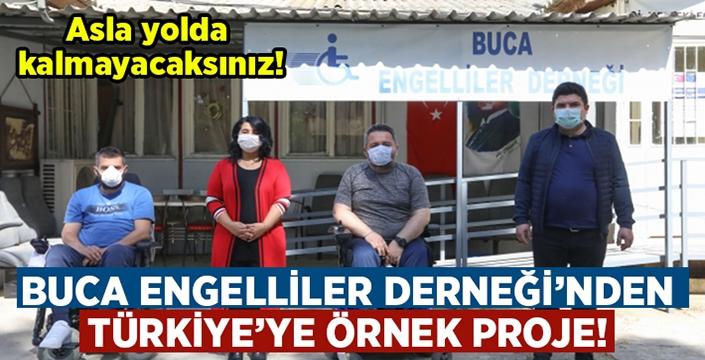 Buca'dan Türkiye'ye örnek proje