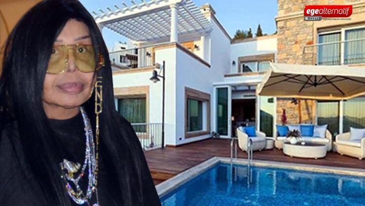Bülent Ersoy, Bodrum'da iki villa aldı! İşte fiyatı...
