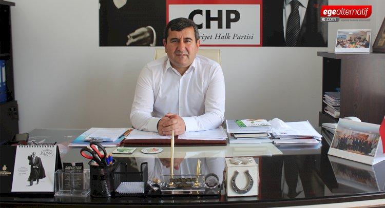 CHP Bodrum İlçe Başkanı Karahan: AKP liyakattan söz edemez