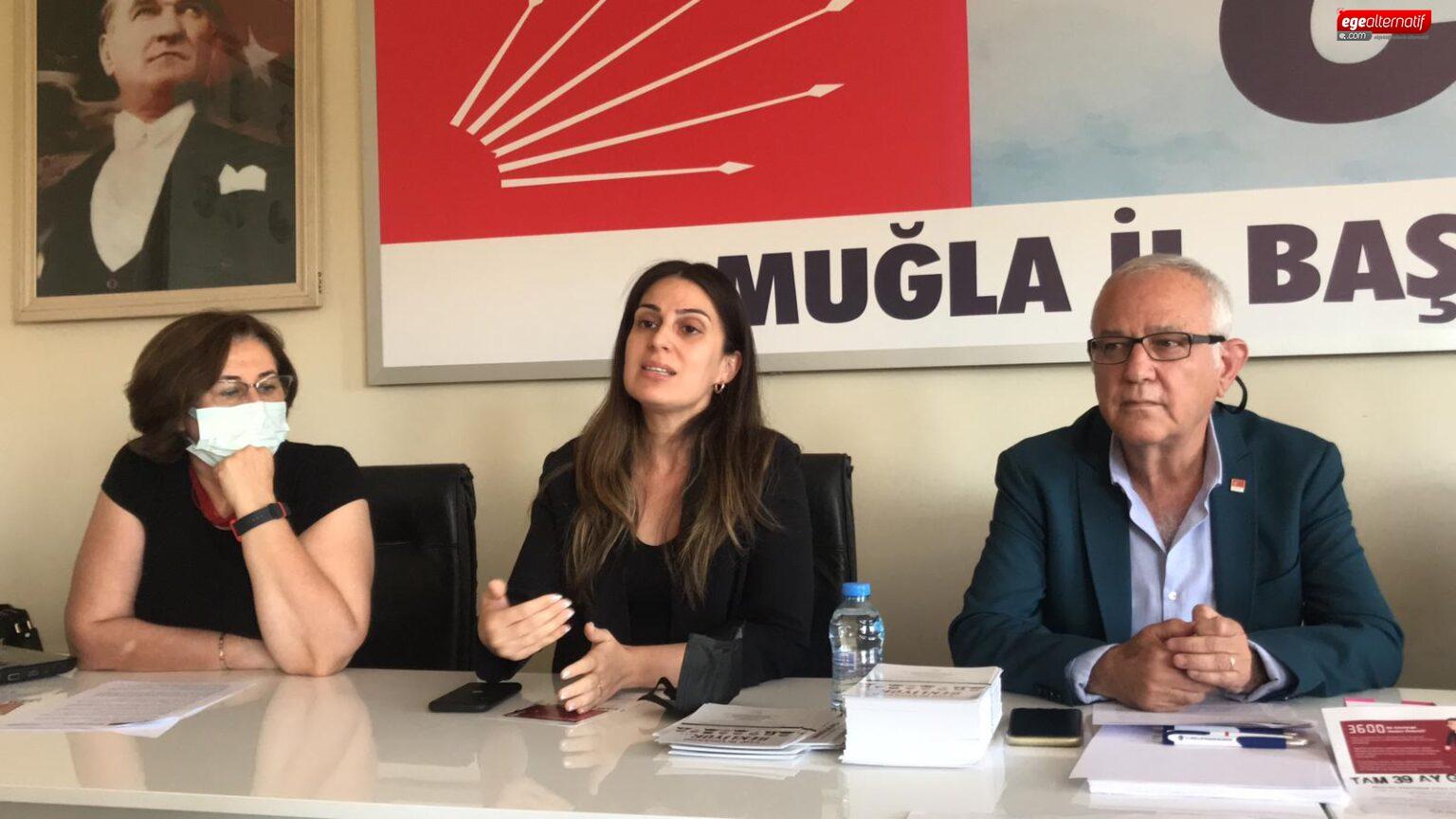"""CHP İl Başkanı Zeybekoğlu; """"5'li çete milyonlarca memurdan daha mı büyük?"""""""