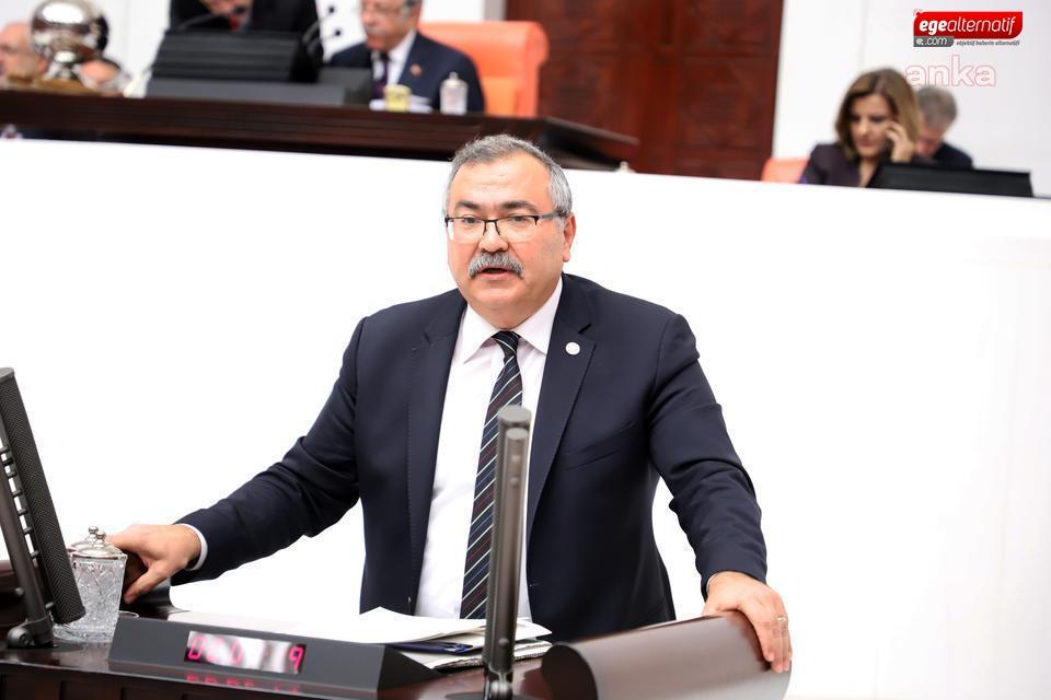 CHP'li Bülbül'den Milli Eğitim Bakanıa Deprem Hatırlatması:Ciddi sorun doğacak