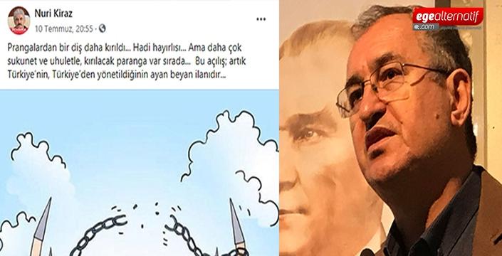 CHP'li Sertel'den İlçe milli eğitim müdürüne sert uyarı!