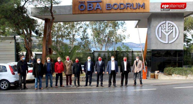 CHP'li vekiller utanç duvarını protesto ettiler! O utanç kaldırılsın!