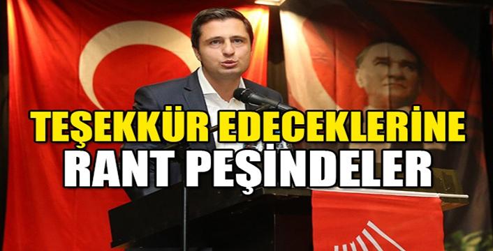 CHP'li Yücel'den AKP'ye Soyer cevabı!