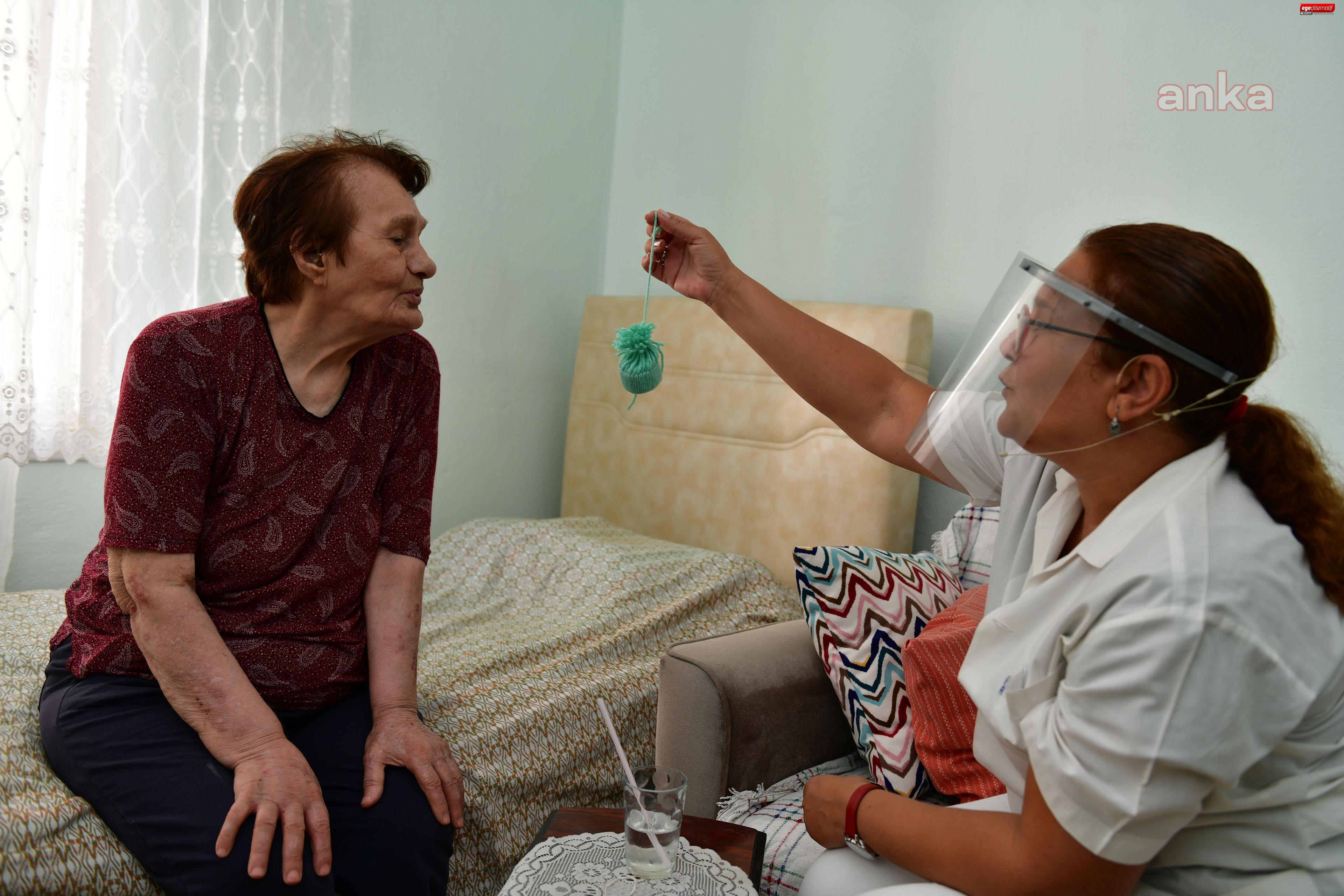 """Çiğli Belediyesi'nden """"Evde Dil Terapisi"""" Hizmeti"""