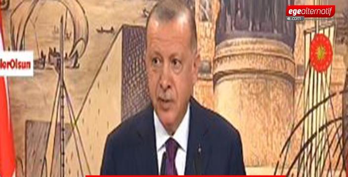 Cumhurbaşkanı Erdoğan, müjdeyi açıkladı